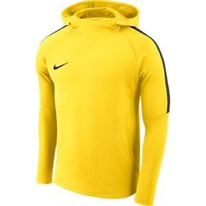 Nike Boys Academy 18 hooded sweatshirt size Large